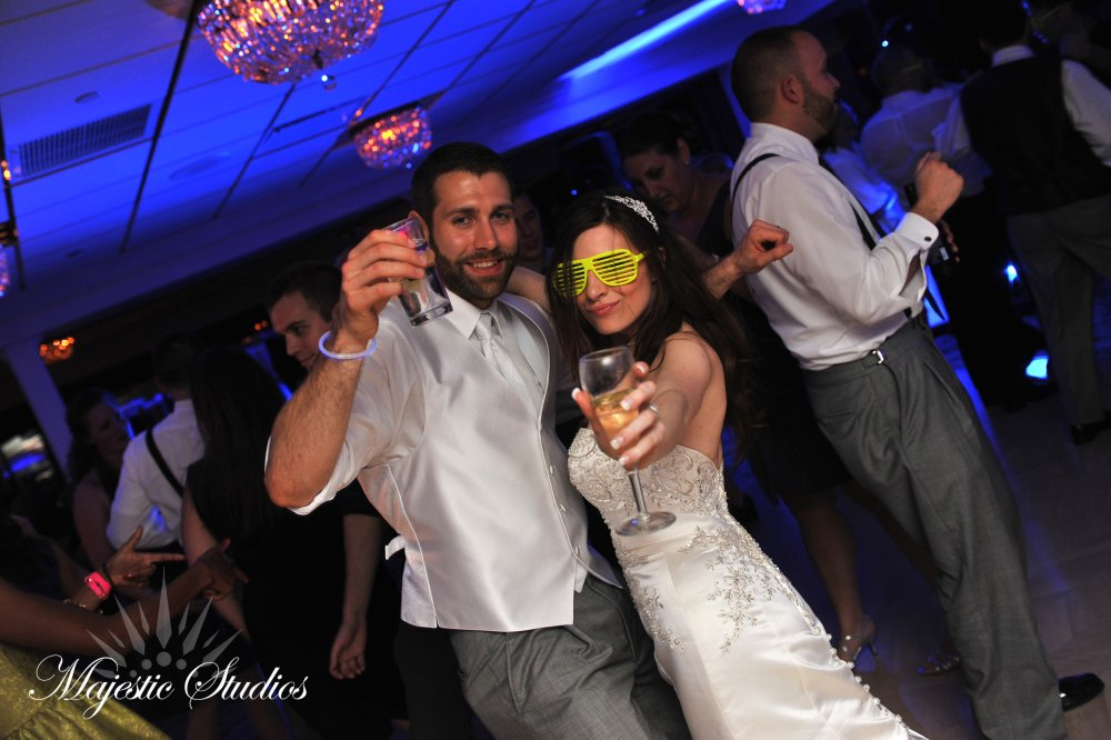Hudson Valley Wedding DJ Bri Swatek Dance Party Christo's Majestic Studios 1000