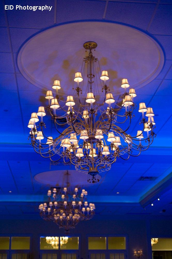 Hudson Valley Wedding DJ Bri Swatek Uplighting Grandview Indoor Ballroom Elissa I. Davidson Photography