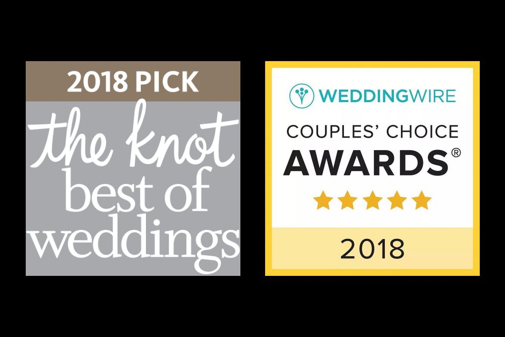 Hudson Valley Wedding DJ Bri Swatek Wins The Knot Best of Weddings and WeddingWire Couples Choice Awards 2018 1000