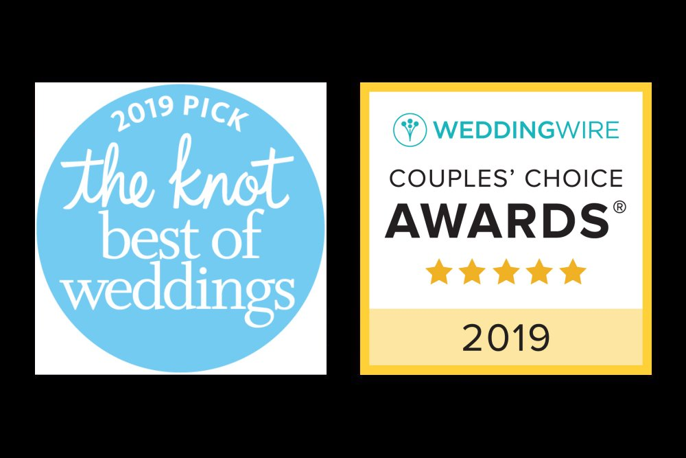 Hudson Valley Wedding DJ Bri Swatek Wins The Knot Best of Weddings and WeddingWire Couples Choice Awards 2019