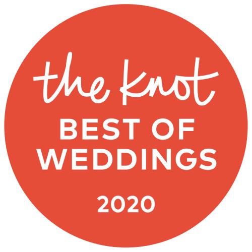DJ Bri Swatek Wins The Knot Best of Weddings Award 2020