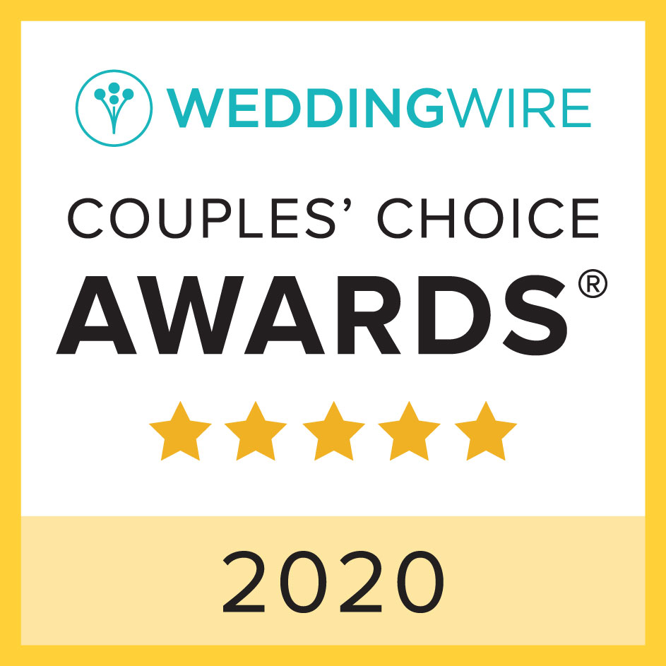 DJ Bri Swatek Wins the WeddingWire Couples' Choice Award 2020