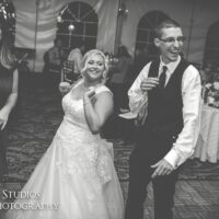 Hudson Valley Wedding DJ Bri Swatek Dance Party 2 Grandview Owls Eye Studios SBCP