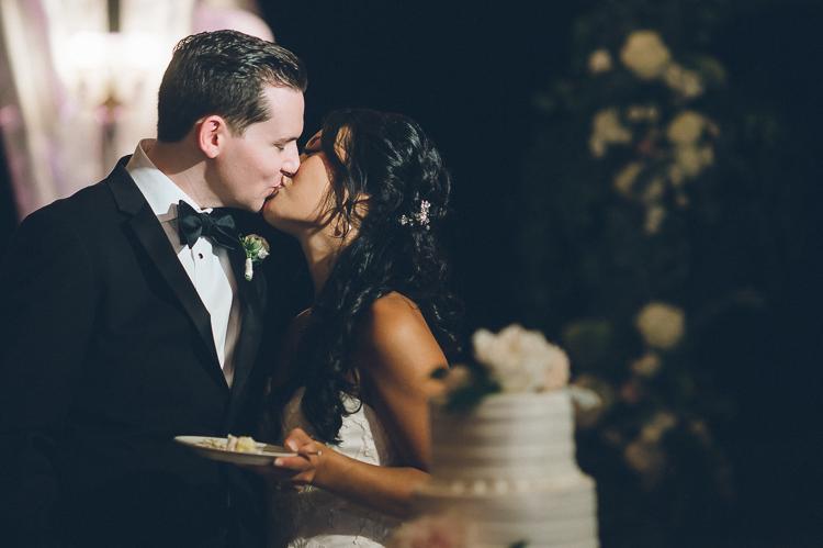 Hudson Valley Wedding DJ Bri Swatek Ben Lau Photography West Hills Cake Cutting SKRM