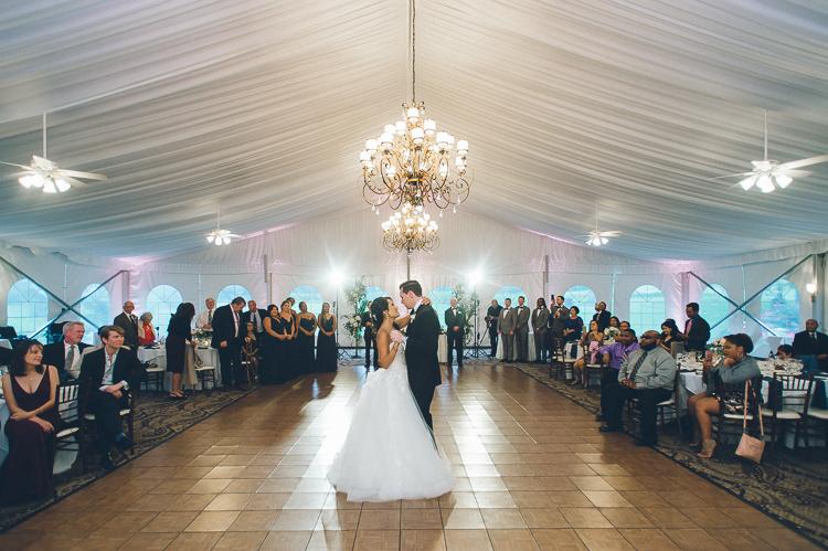 Hudson Valley Wedding DJ Bri Swatek Ben Lau Photography West Hills First Dance 62 SKRM