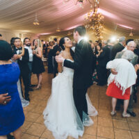 Hudson Valley Wedding DJ Bri Swatek Ben Lau Photography West Hills Last Dance SKRM