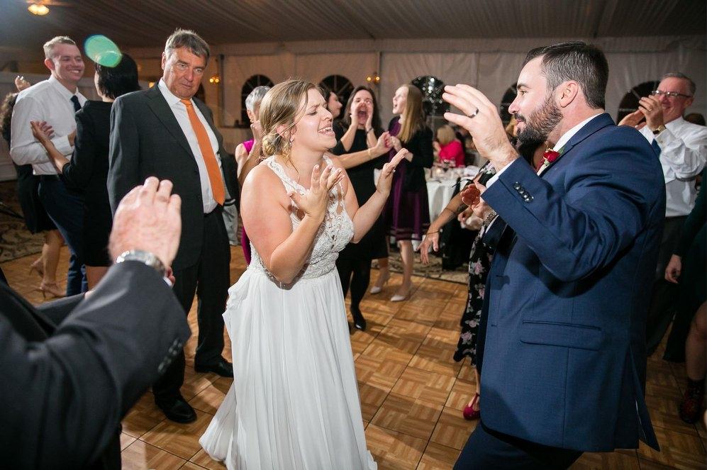 Hudson Valley Wedding DJ Bri Swatek Dance Party 1 Studio 1 Photography Grandview CRBS