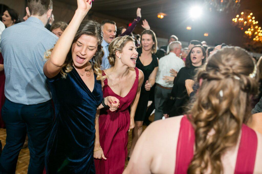 Hudson Valley Wedding DJ Bri Swatek Dance Party 3 Studio 1 Photography Grandview CRBS