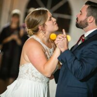 Hudson Valley Wedding DJ Bri Swatek First Dance 1 Studio 1 Photography Grandview CRBS