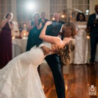 Hudson Valley Wedding DJ Bri Swatek First Dance Secret Fire Media Grandview MCRA
