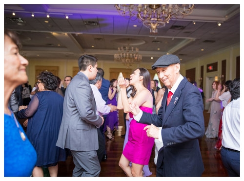 Hudson Valley Wedding DJ Bri Swatek Dance Party 1 Cassondre Mae Photography Grandview LMBW
