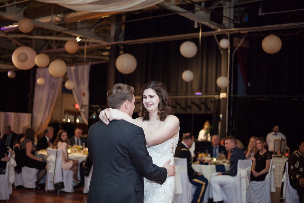 Hudson Valley Wedding DJ Bri Swatek First Dance 2 SPAF White Poppy Weddings EMPL 1000