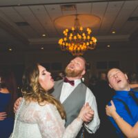 Hudson Valley Wedding DJ Bri Swatek Dance Party 6 Grandview Jay Zhang Photography CDJL