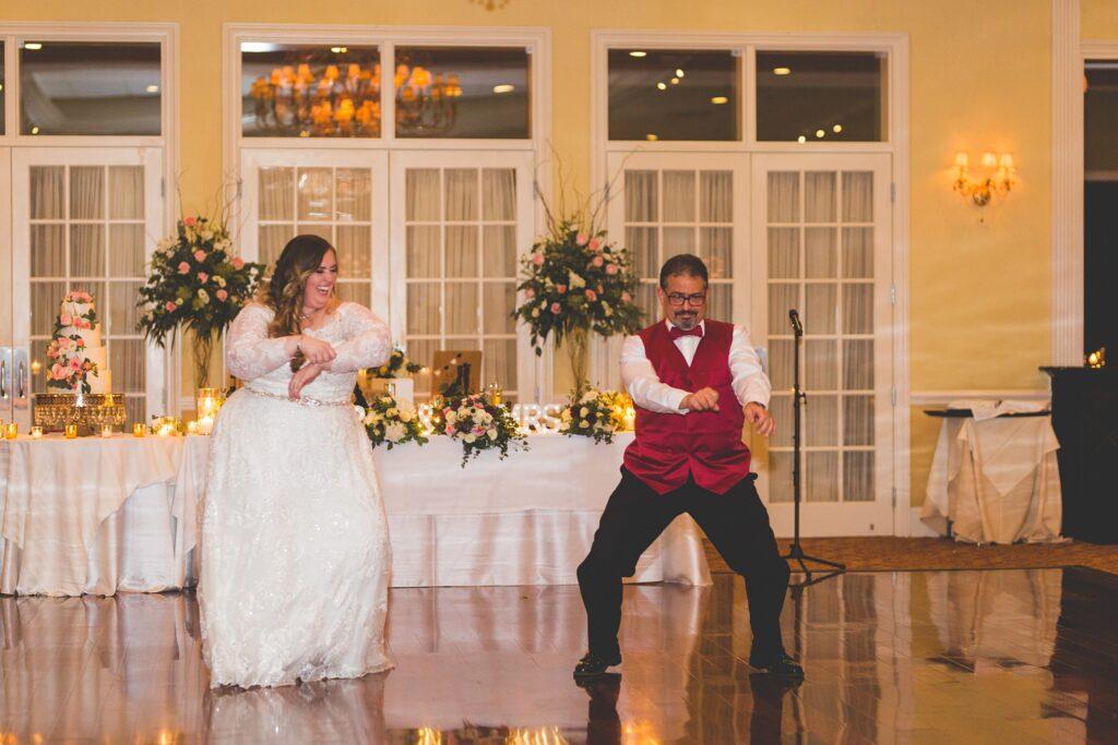 Hudson Valley Wedding DJ Bri Swatek Parent Dance Grandview Jay Zhang Photography CDJL